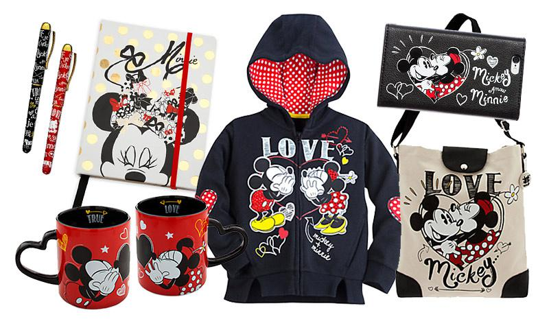 Disney Mickey Mouse Couples Valentines Gift Ideas