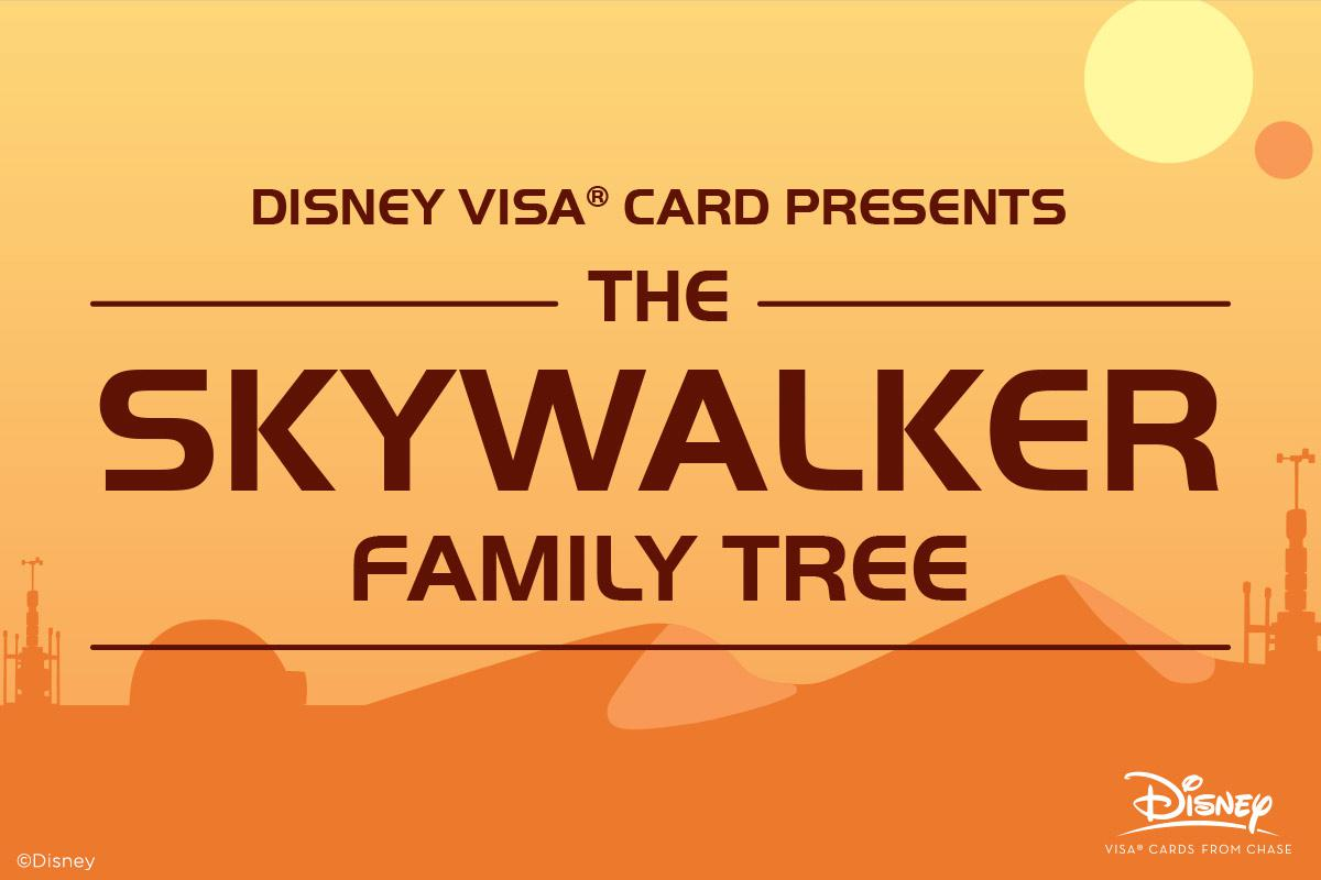 Skywalker Family Tree