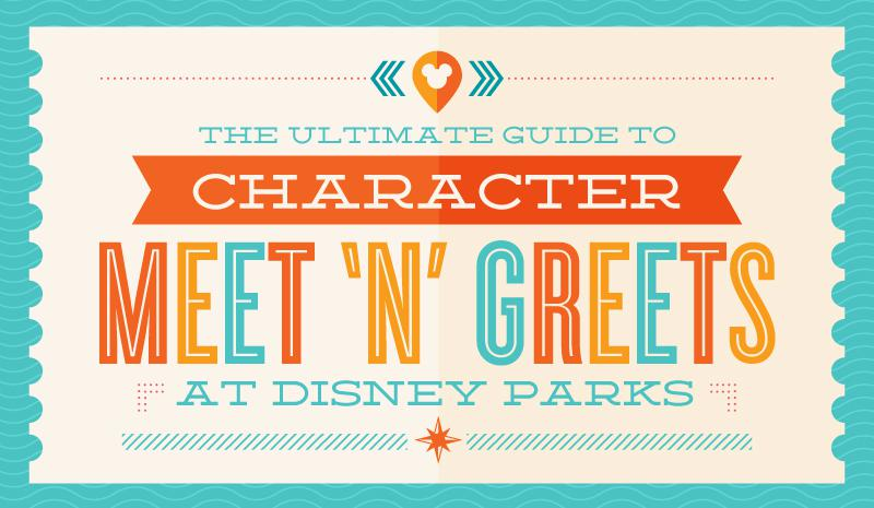 Disney Character Encounter Guide