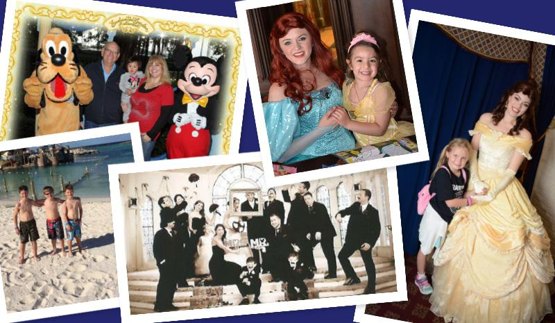 Disney World of Rewards Card Member Stories Feature