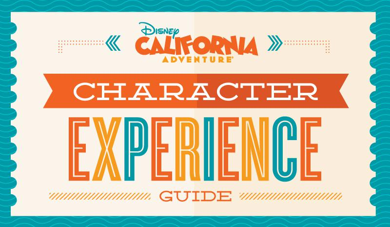 Disney Character Maps