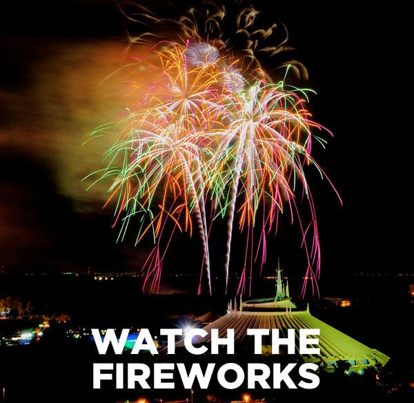Watch the fireworks