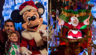 Disney Holiday Christmas Feature Photo
