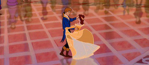 Dsiney Ballerina Movements