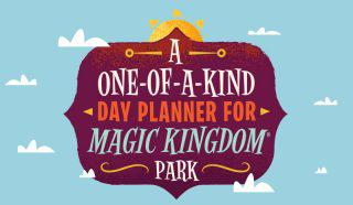 Magic Kingdom day planner
