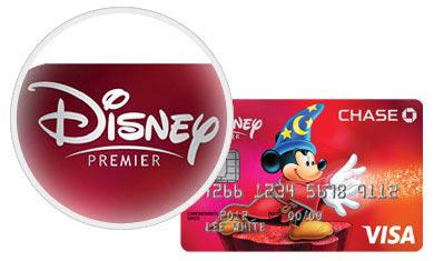 Disney Chase Visa Premier Credit Card