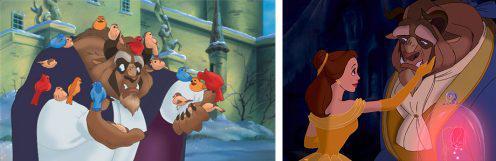 Disney Beasts