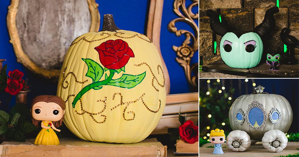 Disney Pumpkin Ideas DIY