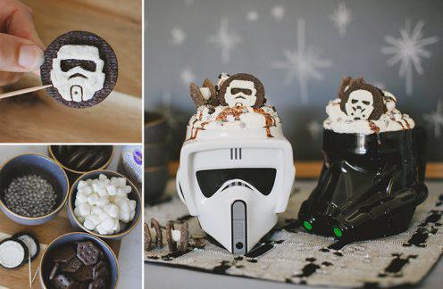 Disney Star Wars Inspired DIY Hot Cocoa