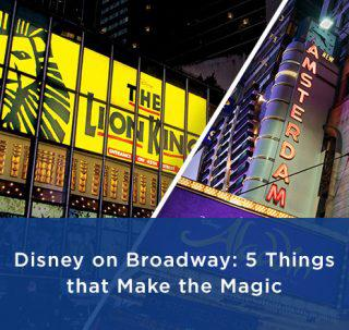 Disney Broadway