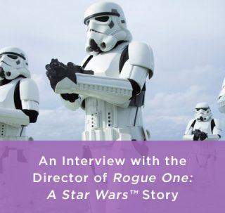 Star Wars Rogue One Interview
