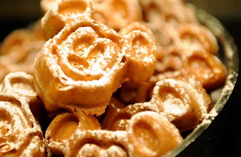 Disney Mickey Waffles