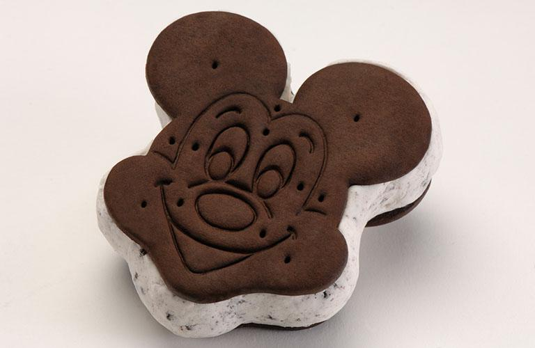 Disney Mickey Ice Cream Sandwich