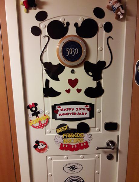 Disney Cruise Anniversary
