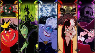 Disney Villains Quiz