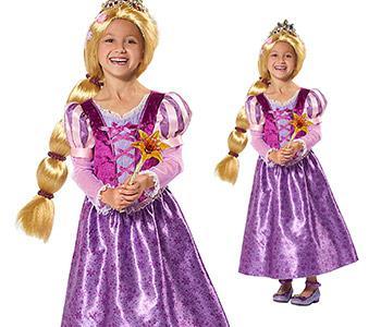 Disney Halloween Rapunzel