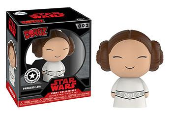 Disney Princess Leia Star Wars Figure