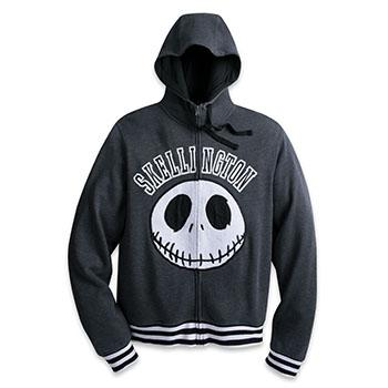 Disney The Nightmare Before Christmas Skellington Hoodie