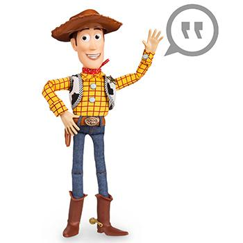 Toy Story Woodie Action Figure