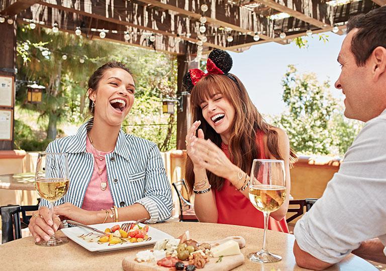 Disney Park Dining