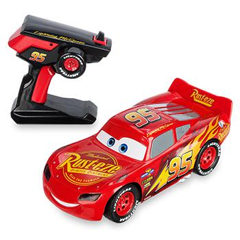 Disney Lighting McQueen RC Car