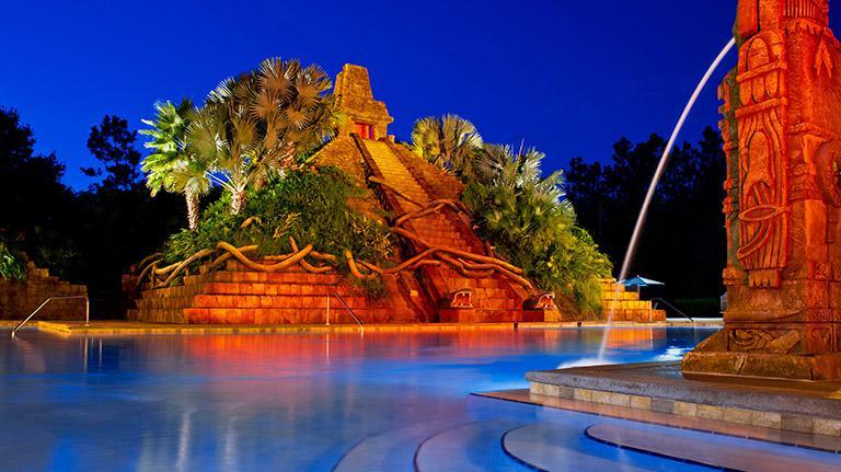 Disney Dig Site Pool