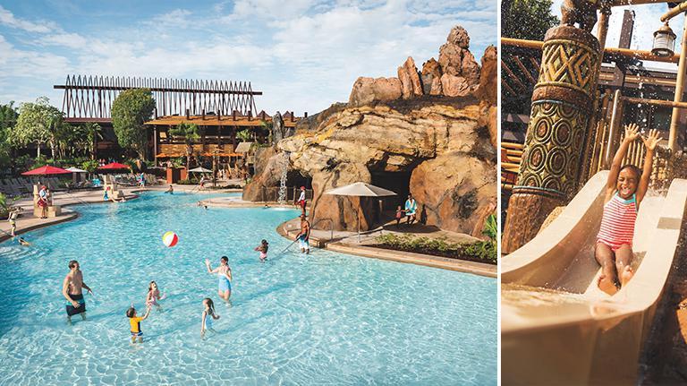 Disney Lava Pool