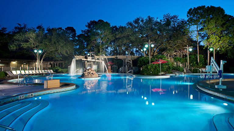 Disney Ol Man Island Pool