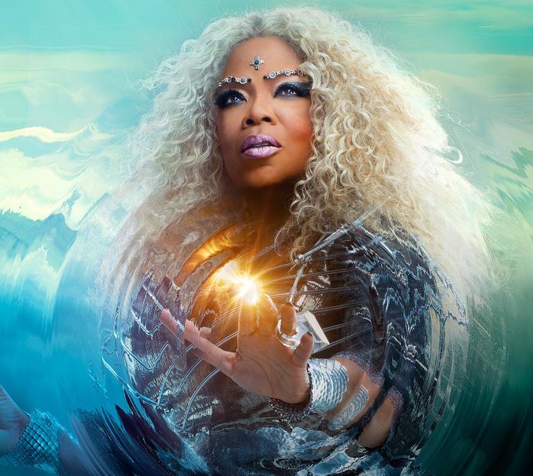 Disney A Wrinkle in Time Oprah Winfrey Poster