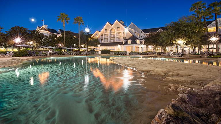 Disney Stormalong Bay Pool