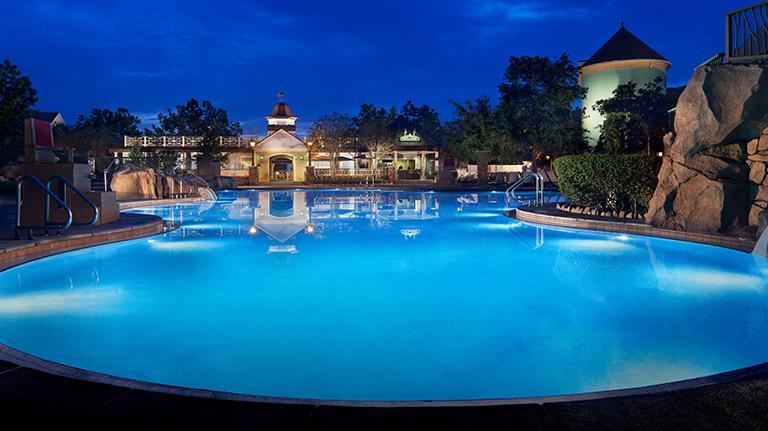 Disney Treehouse Villas Pool