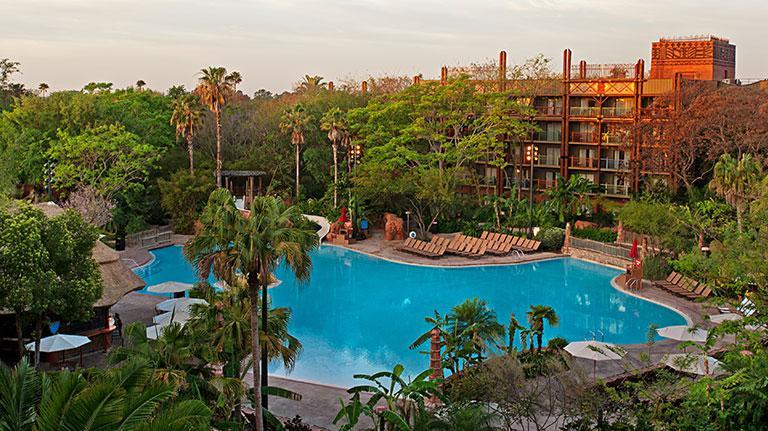 Disney Uzima Springs Pool