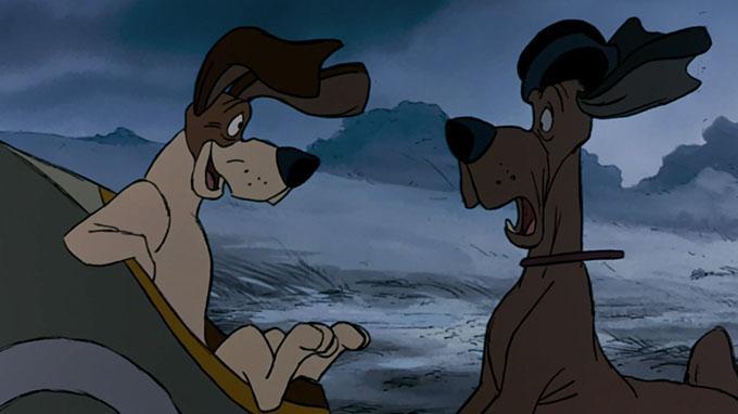 Disney Aristocrats Dogs