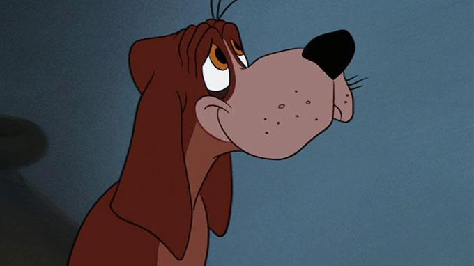 Disney Bruno Dog