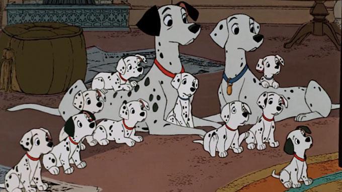 Disney 101 Dalmations