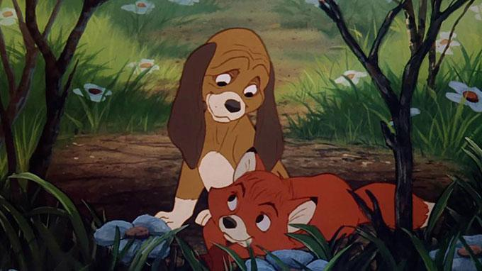 Disney Fox and the Hound