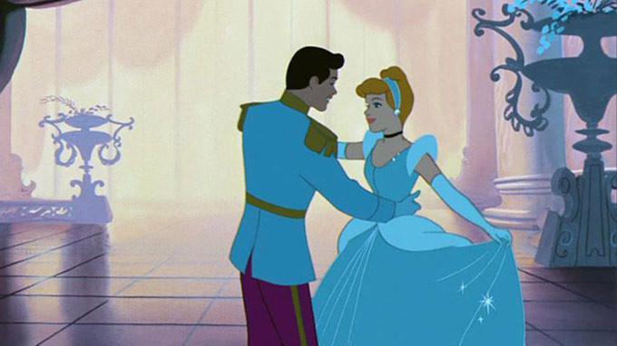 Disney Couples Cinderella