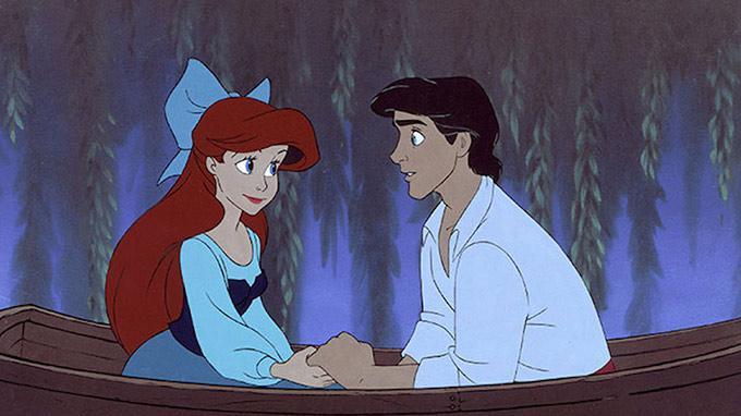 Disney Couples Little Mermaid