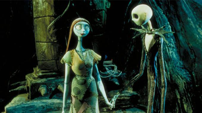 Disney Couples The Nightmare Before Christmas