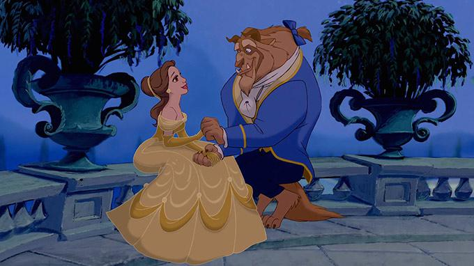 Disney Couples Beauty and the Beast