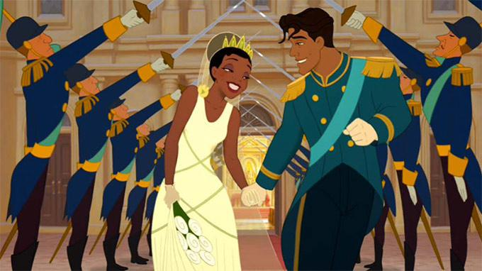 Disney Couples The Princess and the Frog