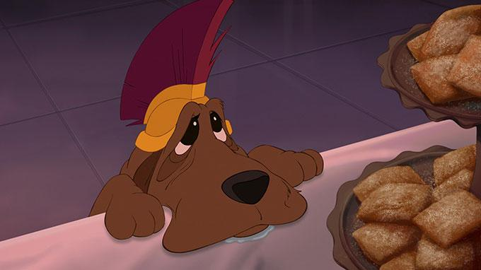 Disney Stella the Dog