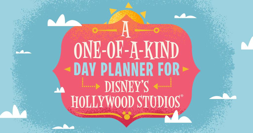 Plan Disney Hollywood Studios