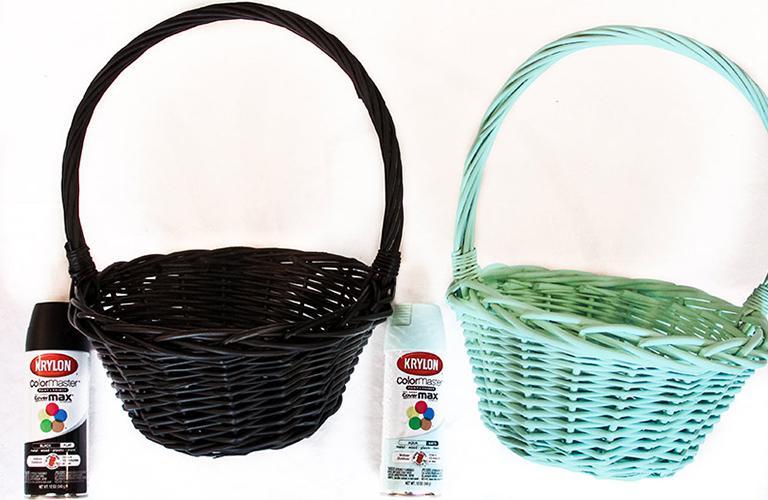 Disney DIY Easter Baskets Step 1