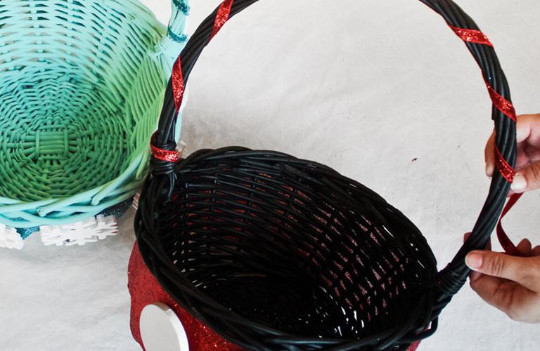 Disney DIY Easter Baskets Step 5