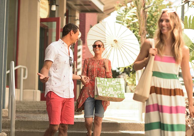 Shopping at Disney Springs