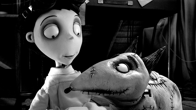 Frankenweenie and Victor