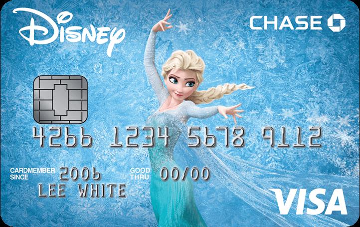 Credit Card Designs | Disney® Credit Cards