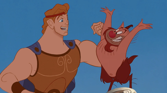 Hercules and Phil