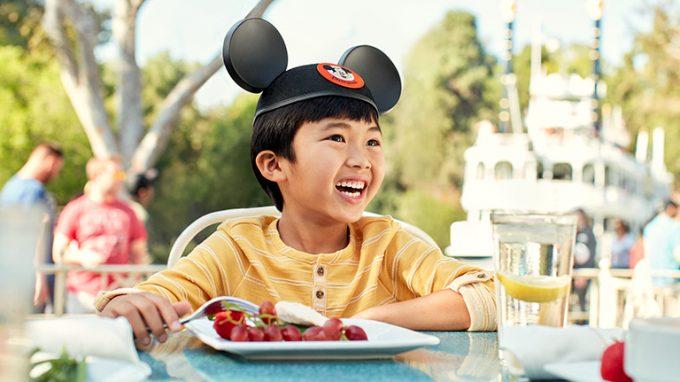 Walt Disneyland Dining